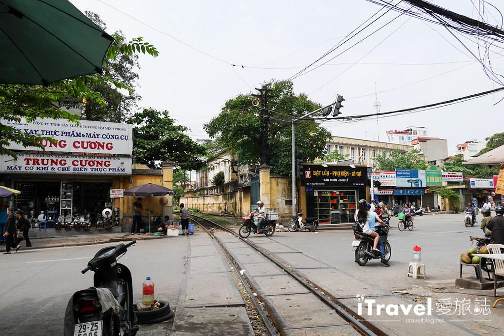 《河内景点推介》河内火车站:浓厚传统风情的铁道散策,体验沿线居民的生活日常