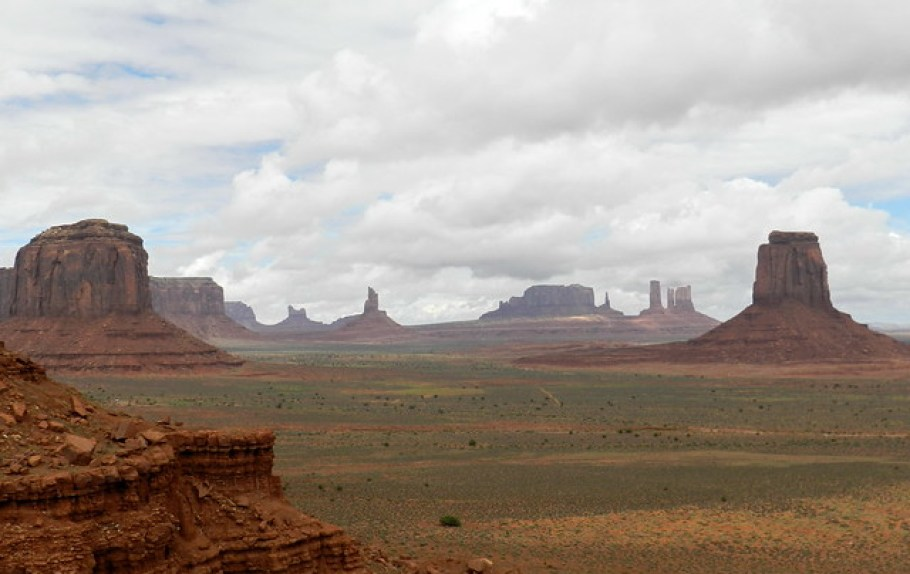 Valle de los Monumentos/Monument Valley-USA 14