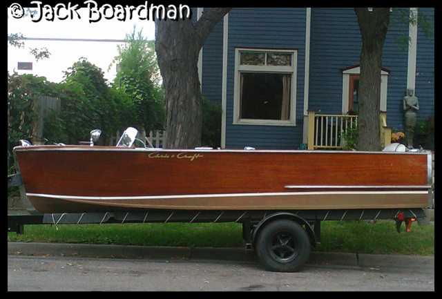 Swanson's Chris-Craft