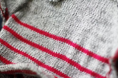 "Gathering Stripes No.2 ""Wolfsmeedchen"""
