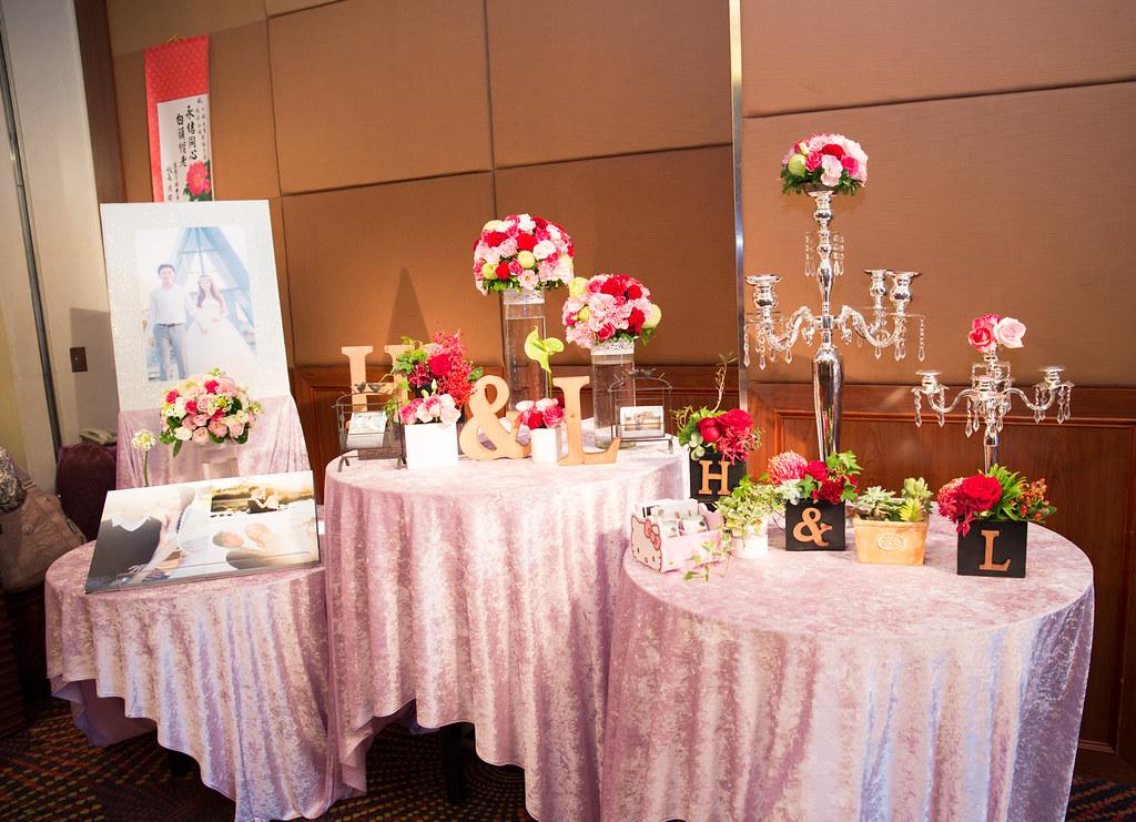 佈置·婚禮·婚禮相片桌佈置diy – 青蛙堂部落格