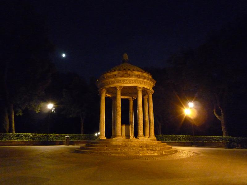 Tempietto Villa Borghese