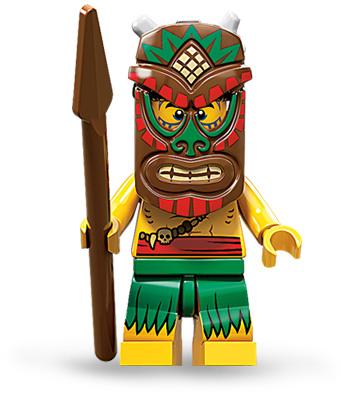 Island Warrior