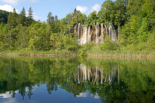 Croatia-00877 - So many Waterfalls - wow...