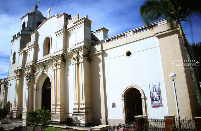 Kalibo Cathedral Aklan Philippines