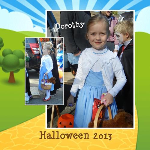 Maria Halloween 2013