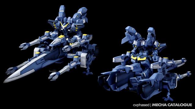 Gathering RTX-011AMG Huckebein MK III Gunner