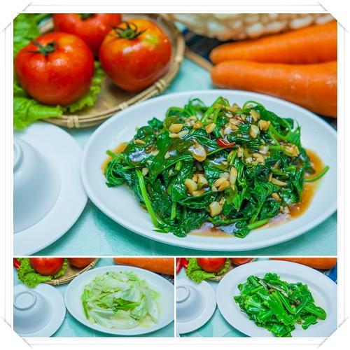 蔬菜類料理