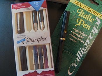 Cheap Calligraphy Kits