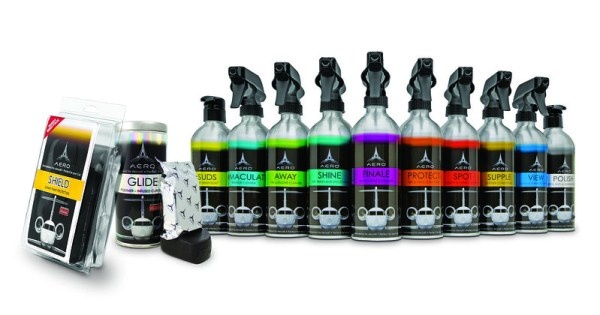 AERO High End Car Care Products Speedlogix Dodge