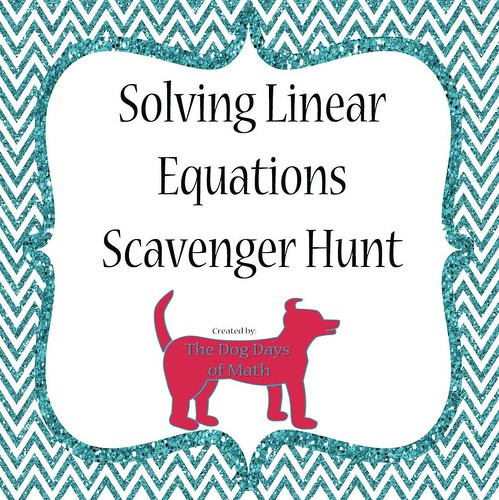 Solving Equations Scavenger Hunt_Page_01