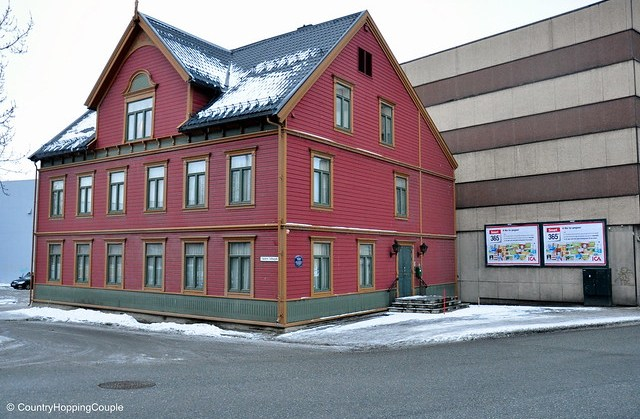 Lovely Buildings in Tromso