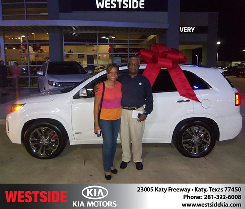 Happy Birthday to Earney White  from Landry Boris and everyone at Westside Kia! by Westside KIA