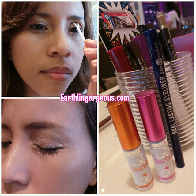 K-Palette D.eye.y event Real Lasting Mega Cute review
