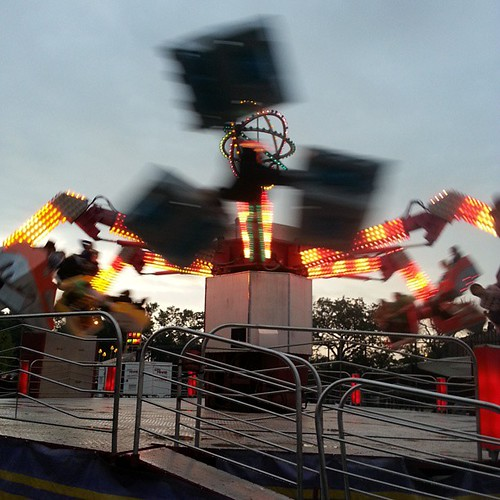 Orbiter #RiotFest #carnival