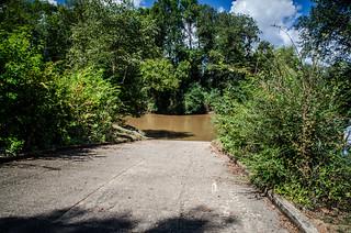 Oconee River Boat Ramp