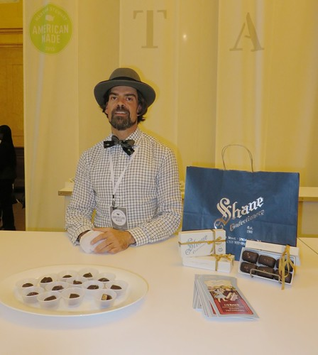 Amazing chocolate samples from Shane Confectionery