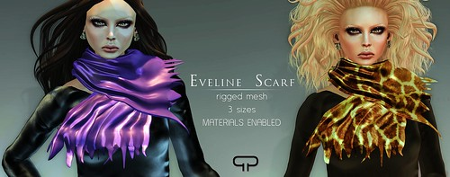 Pure Poison - Eveline Scarf