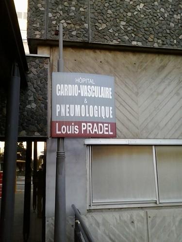 Intrarea dinspre Avenue du Doyen Jean Lépine