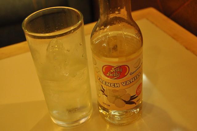 French Vanilla Soda