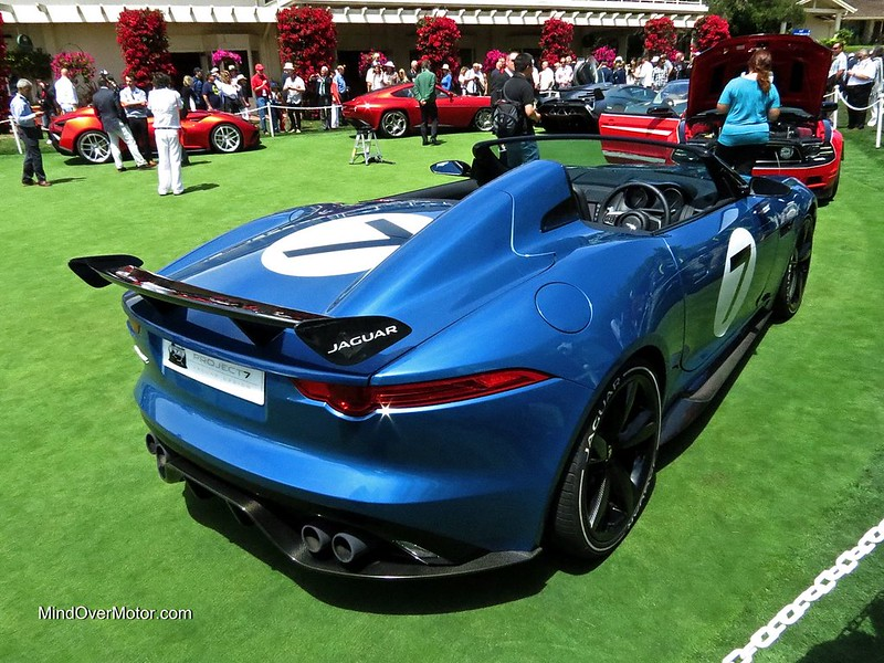 Jaguar Project 7