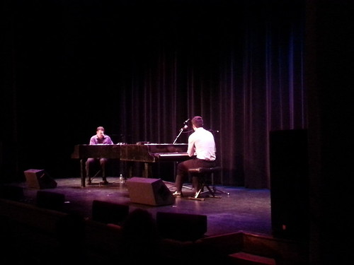 173/365 - Dueling Pianos