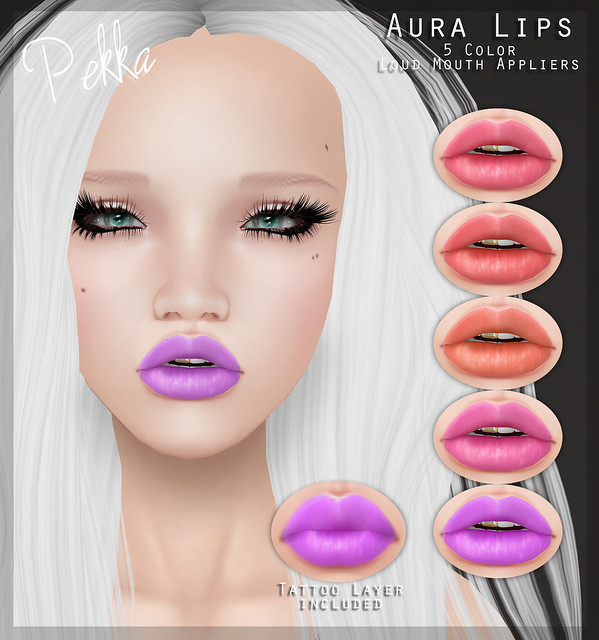aura lips