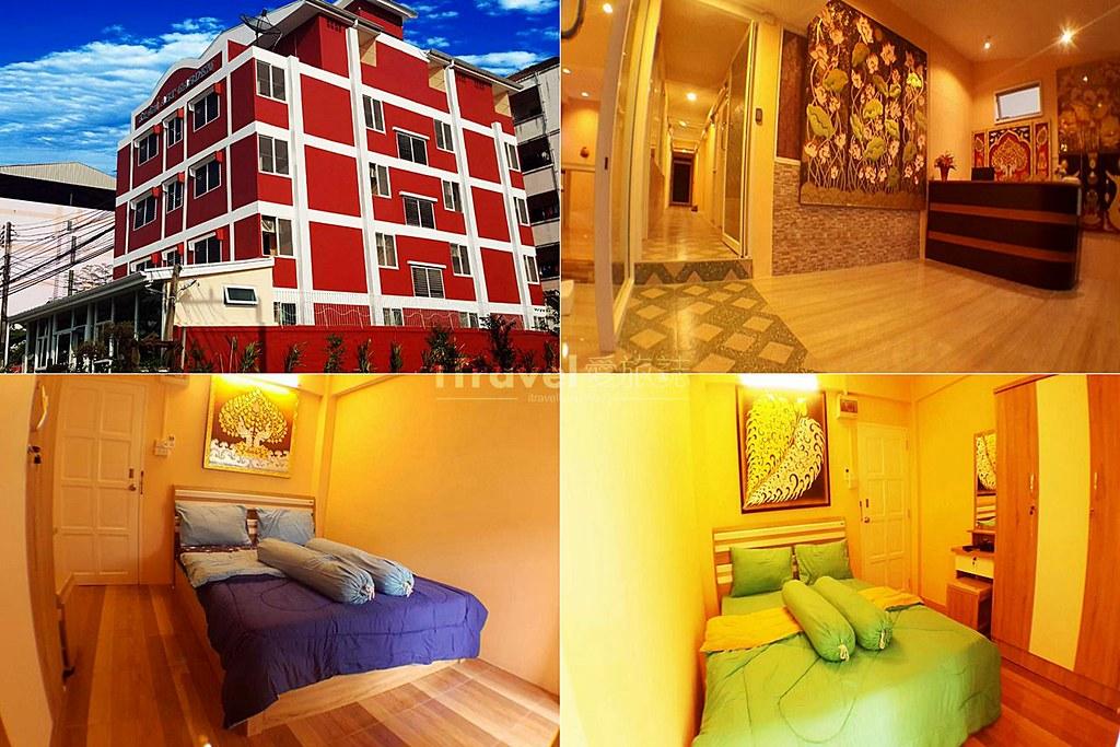 《曼谷订房笔记》2016年65间全新开业平价酒店.旅馆与青年旅社,2017年省钱住宿新选择。
