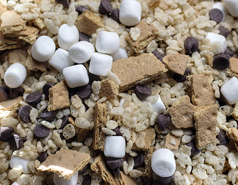Smores Rice Krispies 2