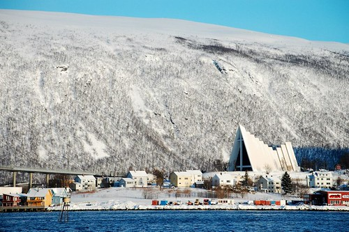 7 days in Norway Tromso cathedral