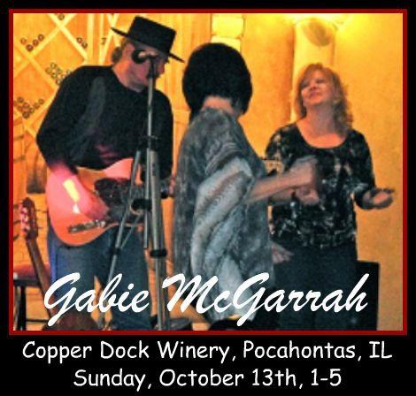 Gabie McGarrah 10-13-13