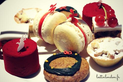 christmas afternoon tea ampersand london