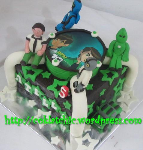 Cake Ben10