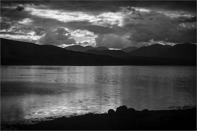 Across Loch Eil