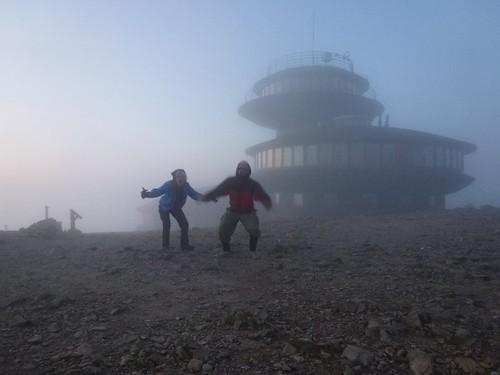 Po zachodzie słońca, na 1602 metrach by Polek