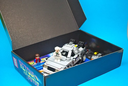 LEGO Back to the Future DeLorean (13)