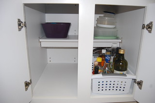 After: Lower Cabinet