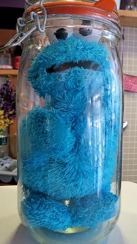 Cookie jarred