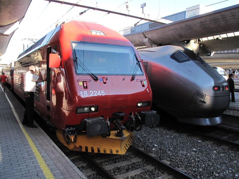 北歐行〔二〕挪威國鐵:Bergen to Voss, Myrdal to Oslo - 港外鐵路 (R3) - hkitalk.net 香港交通資訊網 - Powered by Discuz!