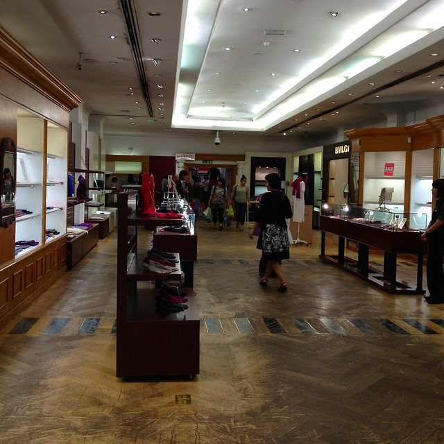 Mitsukoshi London