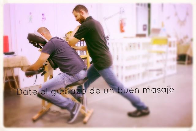 masaje sentado @antonreina