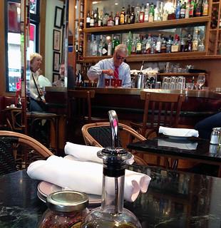 Inside Cafe Zoetrope