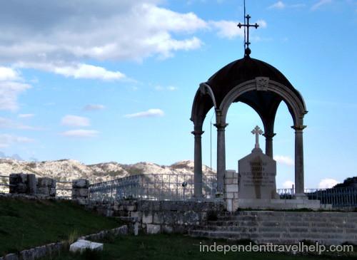 Mausoleum of Bishop Danilo, Cetinje