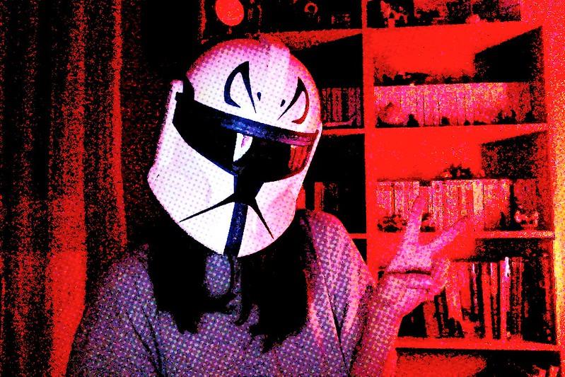 Captain Rex mask