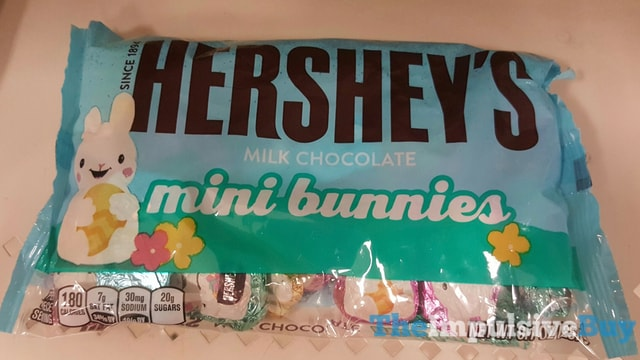Hershey's Milk Chocolate Mini Bunnies
