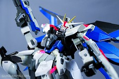 Metal Build Freedom Gundam Prism Coating Ver. Review Tamashii Nation 2012 (52)