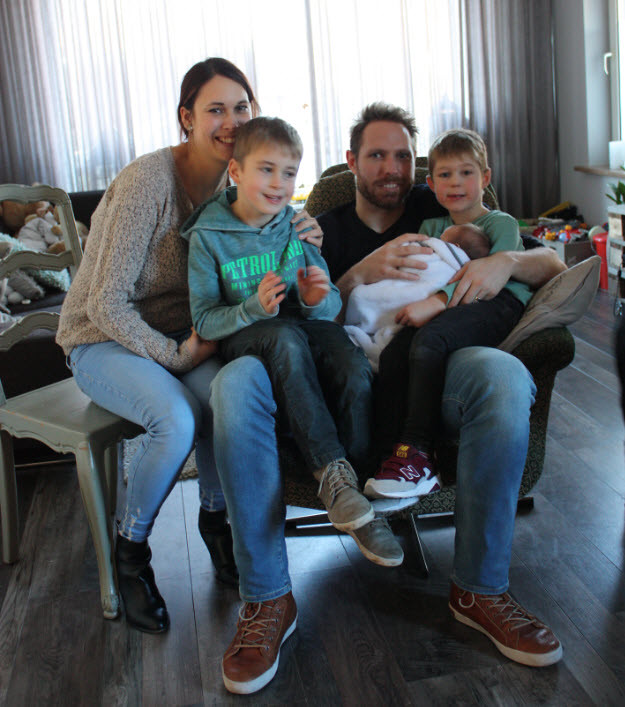 Papa achter de Mamablogger: Julia Flynn