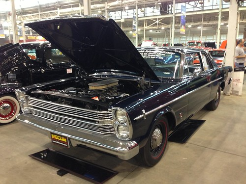 1966 Ford Custom 500 c