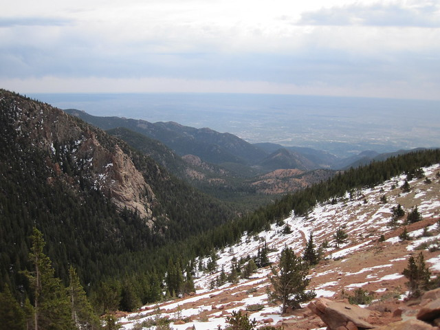 Picture from My Hike Up Almagre Mountain, Colorado