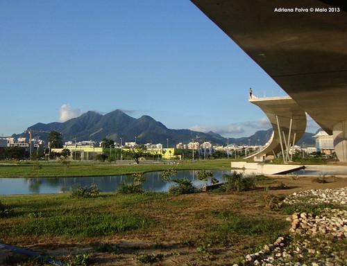 Cidade das Artes - Barra da Tijuca, bem perto do Novo Leblon